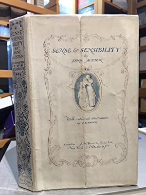 Sense and Sensibility: Austen, Jane; Brock,