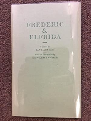 Frederic and Elfrida: Jane Austen, Edward