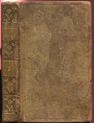 Les Poesies D'Horace, Traduites en Francois, Par L'Abbe Batteux, de l'Academie ...