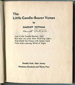 The Little Candle-Bearer Verses: Putnam, Harriet