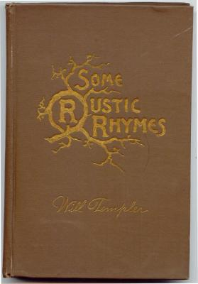 Some Rustic Rhymes: Templer, Will