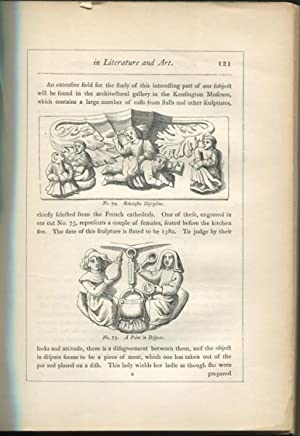 A History of Caricature & Grotesque in Literature and Art: Wright, Thomas