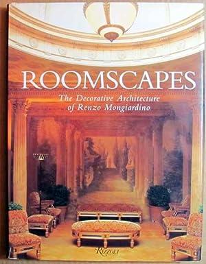 Roomscapes: The Decorative Architecture of Renzo Mongiardino: Cattaneo, Fiorenzo [Editor]