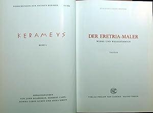 Der Eretria-Maler: Werke Und Weggefahrten Plates: Lezzi-Hafter, Adrienne