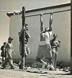 1948 Robert Capa Photograph of David Marcus