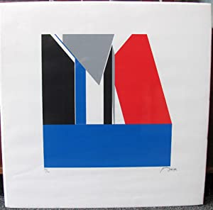 Jean Baier Limited Edition Serigraph Signed