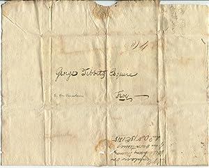 """1815 Solomon Van Rensselaer Promotes General James Wilkinson's """"Memoirs of My Own Times&..."""
