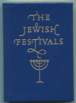 The Jewish Festivals: Jacobs, Louis