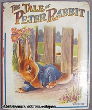 The Tale of Peter Rabbit: Potter, Beatrix (not credited)