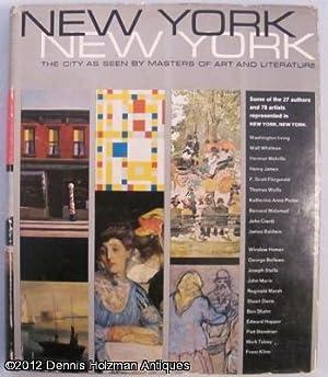 New York New York: The City as: Gordon, John and