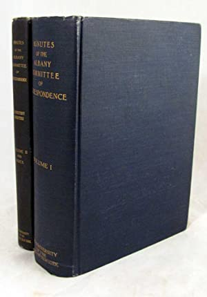 Minutes of the Albany Committee of Correspondence: Sullivan, James; Flick,