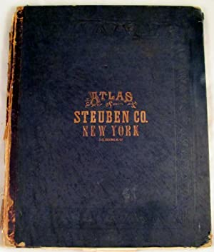 Atlas of Steuben County New York, From Actual Survey's and Official Records