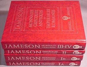 Monnaies Grecques Antiques: Description et Planches. Vol. IA, IB, II, & III - IV.: Jameson, R.