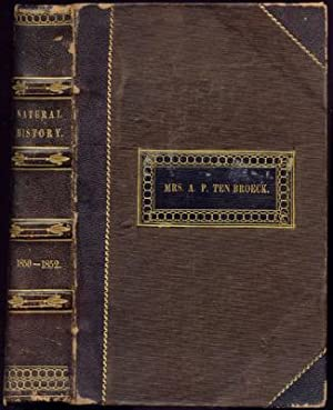 Third and Fifth Annual Reports of the: Morgan, Lewis H.;