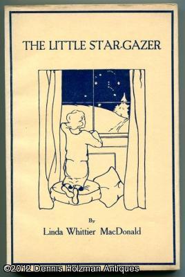 The Little Star-Gazer: MacDonald, Linda Whittier