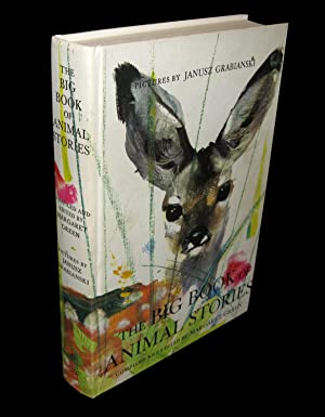The Big Book of Animal Stories: Green, Margaret (Editor)