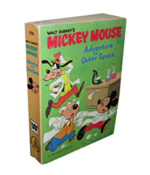Mickey Mouse Adventure in Outer Space: Davie, George E.