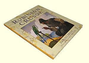 Robinson Crusoe: Dafoe, Daniel