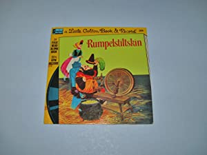 Rumpelstiltskin [Book and Record]