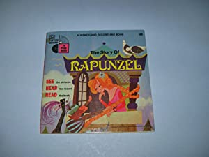 The Story of Rapunzel [Book and Record]