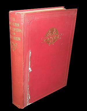 The Modern Encylopedia for Children: Crossland, John R.