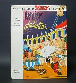 Asterix Gladiateur: Goscinny