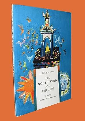 The North Wind and the Sun: La Fontaine