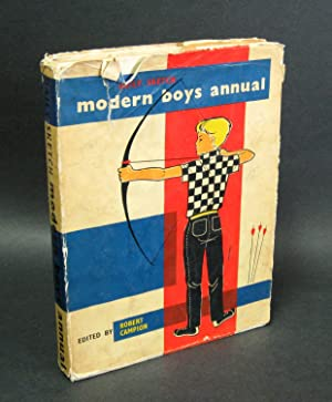 Daily Sketch Modern Boys Annual: Campion, Robert (editor)