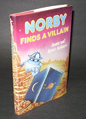 Norby Finds a Villain