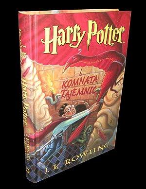 Harry Potter i Komnata Tajemnic [Harry Potter: Rowling, J. K.