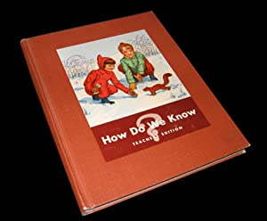 Guidebook for How Do We Know? (Teachers: Beauchamp, Wilbur L.;