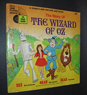 The Story of The Wizard of Oz [Book and Record]