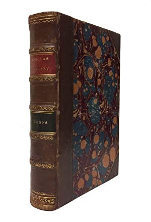 The Life and Adventures of Nicholas Nickleby: Dickens, Charles; Browne,