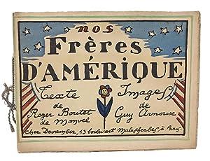 Nos Frères D'Amérique: Arnoux, Guy (illustrator);