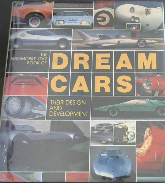 Jean Rodolphe Piccard Automobile Year Book Dream Cars Abebooks