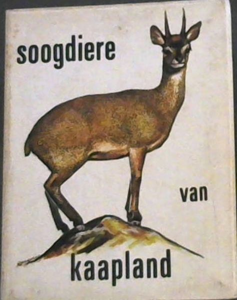 Soogdiere van Kaapland