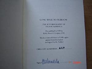 Long Walk to Freedom : The Autobiography: Mandela, Nelson
