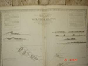 Laurie And Whittle's View Chart of the Cape Verde Islands, In which the Position of the chief Poi...