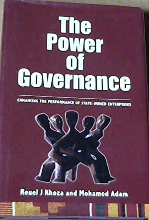 The Power of Governance: Khoza, Reuel J