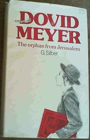 Dovid Meyer , The Orphan From Jerusalem: Silber, G.