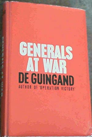 Generals at War: De Guingand, Francis