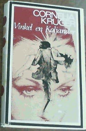 Vinkel en Koljander: Kruger, Cornelia