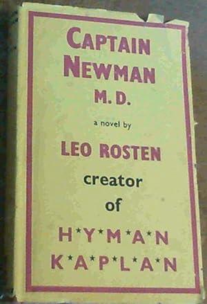 Captain Newman M. D.: Rosten, Leo