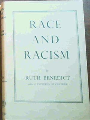 Race & Racism: Benedict, Ruth