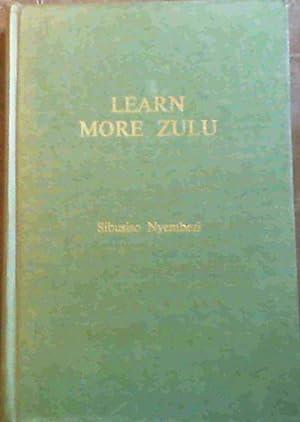 Learn More Zulu: Nyembezi, Sibusiso
