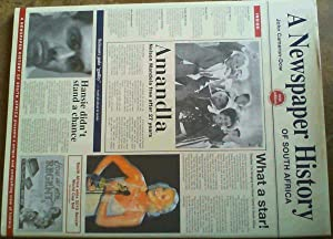 A Newspaper History of South Africa: Cameron - Dow, John