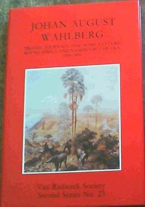 Johan August Wahlberg : Travel Journals (and: Hummel, Hans Christoph