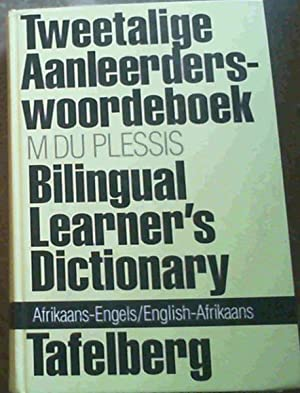 Bilingual Learner's Dictionary: Afrikaans-English and English-Afrikaans