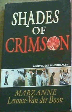 Shades of Crimson: Leroux-Van der Boon,