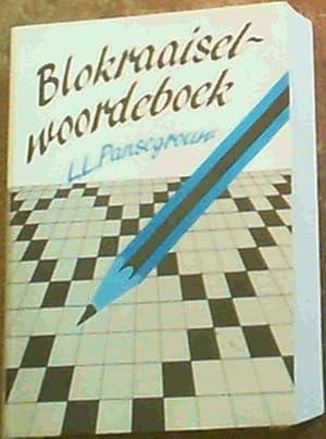 Blokraaiselwoordeboek: Pansegrouw, L. L